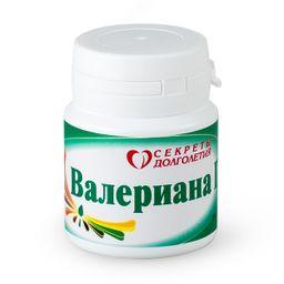 Валериана П, 0.205 г, таблетки, 100 шт.