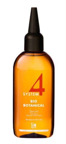 System 4 Биоботаническая сыворотка против выпадения волос, сыворотка, 100 мл, 1 шт.