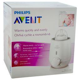 Подогреватель бутылочек и детского питания Philips Avent, (82050) SCF355/00, электрические, 1 шт.