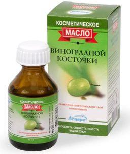 Масло Виноградной косточки, масло косметическое, 30 мл, 1 шт.