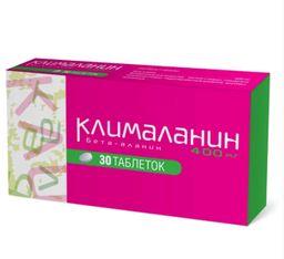 Клималанин, 400 мг, таблетки, 30 шт.