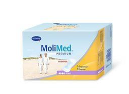 Molimed Premium Прокладки урологические для женщин Макси, 4 капли, 14 шт.