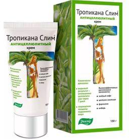 Тропикана Слим крем антицеллюлитный, крем, 150 г, 1 шт.