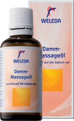 Weleda Масло для подготовки к родам для интимной области, масло для местного применения, 50 мл, 1 шт.