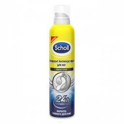 Scholl Fresh Step дезодорант антиперспирант для ног, спрей, 150 мл, 1 шт.