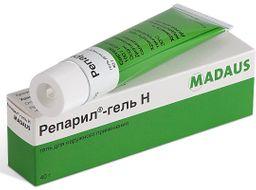 Репарил-гель H, гель для наружного применения, 40 г, 1 шт.