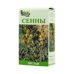 Сенны листья, сырье растительное измельченное, 50 г, 1 шт.