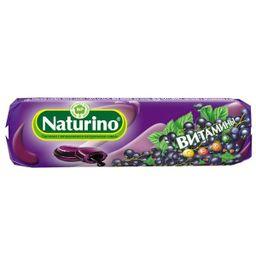 Натурино пастилки с витаминами и натуральным соком, 4.2 г, пастилки, со вкусом черной смородины, 8 шт.