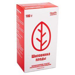 Шиповника плоды, лекарственное растительное сырье, 100 г, 1 шт.