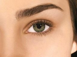 Alcon Air Optix Colors цветные контактные линзы, -0,00 D, Green, 2 шт.