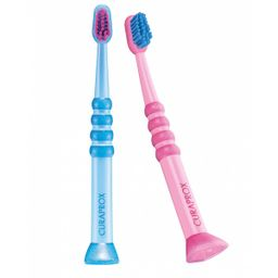 Curaprox CuraKID CK 4260 Зубная щетка, 0-4 лет, щетка зубная, детский (ая), 1 шт.