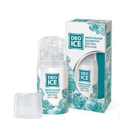DEO ICE минеральный дезодорант, стик, 100 г, 1 шт.