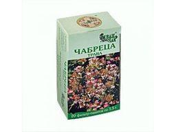 Чабреца трава, сырье растительное-порошок, 1.5 г, 20 шт.
