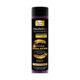 Золотой шелк шампунь Nutrition гиалурон+коллаген, шампунь, 250 мл, 1 шт.